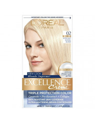 L'Oreal Excellence Creme Blonde Supreme - 02 Extra Light Natural Blonde (Natural) 1 Each ( Pack of 4)