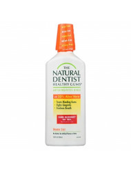 The Natural Dentist Daily Healthy Gums Antigingivitis Rinse Orange Zest 16.90 oz