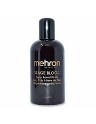 Mehron Makeup Stage Blood (9 Ounce) (Dark Venous)