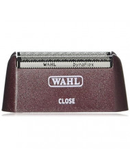 Wahl Professional Five Star Series #7031-300 Replacement Foil Assembly - Red & Silver - Close