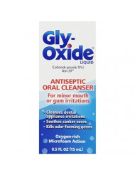 GLY-OXIDE ANTISEPTIC ORAL LIQ .5 OZ(pack of 2)