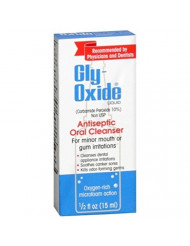 Gly-Oxide Liquid 0.50 oz (Pack of 3)