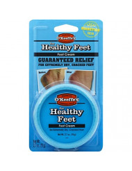 Okeefes Healthy Feet Foot Cream 2.7 Oz by O'Keeffe's (Pack of 6)