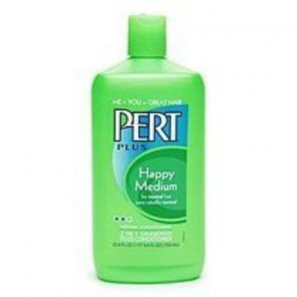 Pert Classic Clean 2 In 1, For Normal Hair 25.4 oz (Pack of 2)