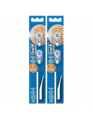 Oral B CrossAction Power Dual Clean Replacement Head, Soft - 2 ct - 2 pk