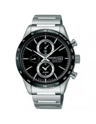 SEIKO watches SPIRIT SMART Spirit smart chronograph solar sapphire glass for everyday life waterproof SBPY119 Men