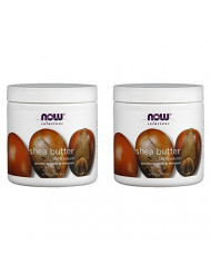 Now Foods Shea Butter 7 Ounces (2 Pack)