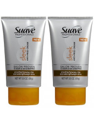 Suave Professionals Anti-Frizz Cream - 3.5 oz - 2 pk
