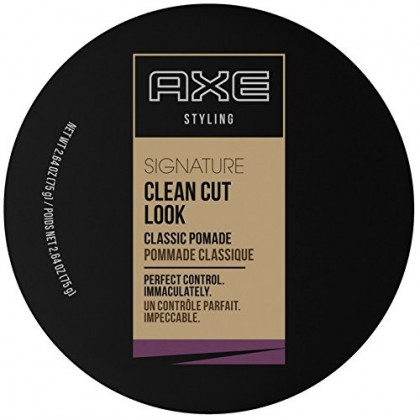 Axe Signature Clean-Cut Look Pomade 2.64 oz(Pack Of 9)