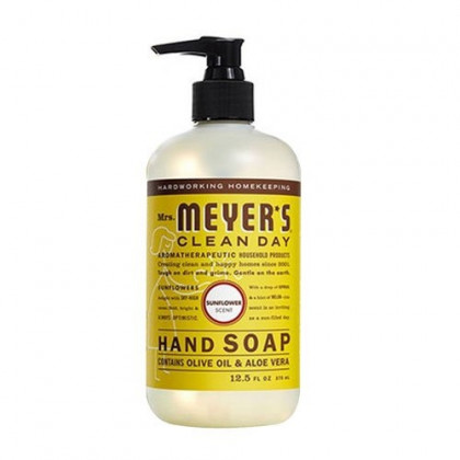Mrs. Meyers Liquid Hand Soap Refill Liquid 33 Oz Geranium Scent (pack of 6)