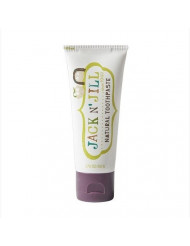 Natural Toothpaste - Blackcurrant - 50ml by JACK AND JILL KIDS