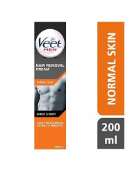 Veet Men Hair Removal Cream 200ml Pack Of 3