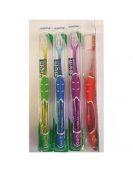 GUM 527 Technique Deep Clean Toothbrush -Ultra Soft Compact (12 Pack)