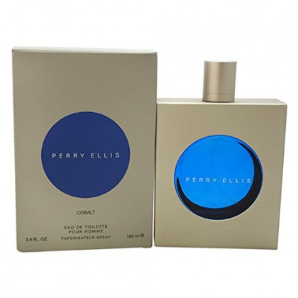 Perry Ellis Cobalt for Men, 3.4 fl oz EDT