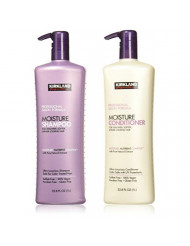 Salon Formula Moisture Shampoo 33.8 Oz & Conditioner 33.8 Oz