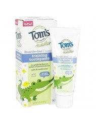 Tom's of Maine Flouride Free Children's Toothpaste, Mild Fruit Flavor - 1.75 oz - 2 pk