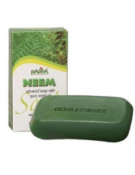 Madina Neem Advance Bath Soap Herbal Natural 100% Vegetable Base Halal Organic
