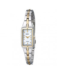 Seiko Women's SUP272 Two-Tone Watch
