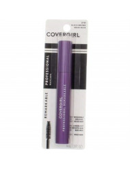 COVERGIRL Professional Remarkable Washable Mascara, Black Brown [210] 0.30 oz ( Pack of 2)