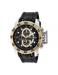 Invicta Men's 19253 I-Force 18k Gold Ion-Plated Stainless Steel Watch