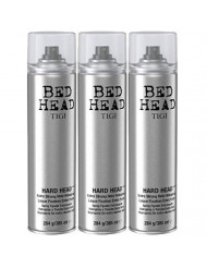 Tigi Bed Head Hard Head Spray 10.6 Oz Each (Pack of 3)