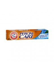 Arm & Hammer PeroxiCare Tartar Control Toothpaste Baking Soda & Peroxide, Fresh Mint 6 oz (Pack of 2)