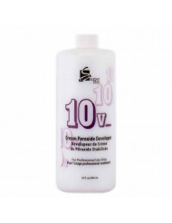 SUPER STAR 10v Cream Peroxide Developer, 32 Fluid Ounce