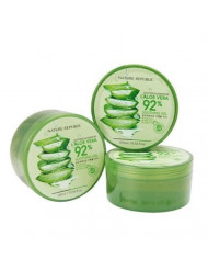 Nature Republic Soothing and Moisture Aloe Vera Soothing Gel, 3.2 Ounce