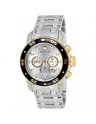 Invicta Men's 80040 Pro Diver Stainless Steel Watch with Link Bracelet