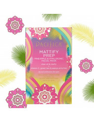 Pacifica Mattify Prep Pineapple & Hyaluronic Facial Mask, 1Count
