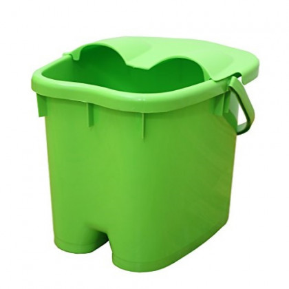Foot Massage Spa Bath Bucket with Cover