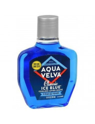 Aqua Velva Cooling After Shave Classic Ice Blue - 3.5 oz, Pack of 6