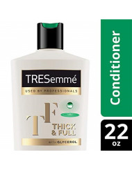 TRESemme Pro Collection Thick & Full Conditioner 22 oz