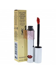 Yves Saint Laurent Volupte Liquid Colour Balm - 3 Show Me Peach, 0.2 Ounce