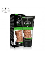 AICHUN BEAUTY Men Women Abdominal Muscle Cream Anti Cellulite Slimming Fat Burning Cream for Good Figure 170g