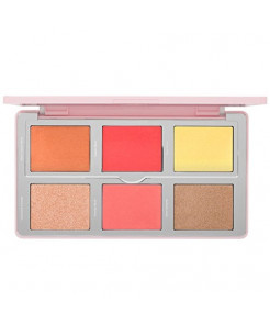 NATASHA DENONA Diamond & Blush Palette - Citrus