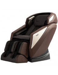 Osaki OS-Pro Omni B Massage Chair, Brown, Full Body L-Track Roller Massage, Easy to Use Remote Controller, Bluetooth Connection for Speaker, Space Saving Design, Air Massage Area, Backrest Scanning