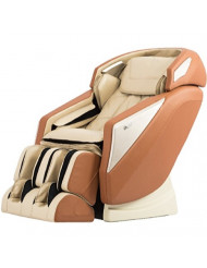 Osaki OS-Pro Omni C Massage Chair, Beige, Full Body L-Track Roller Massage, Easy to Use RemoteController, BluetoothConnection for Speaker, Space Saving Design, Air Massage Area, Backrest Scanning