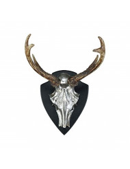 Elk Skjold Decor Wall decor, Silver