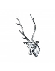Elk Casting Decor Wall decor, Silver Plated