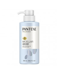 Pantene Conditioner Micellar Gentle 10.1 Ounce Pump (300ml) (2 Pack)