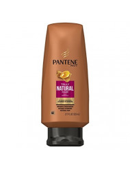 Pantene Truly Natural Co-Wash Conditioner 17.7 Ounce (525ml) (3 Pack)