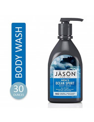 JASON Men's All-in-One Ocean Sport Body Wash, 30 oz. (Packaging May Vary)