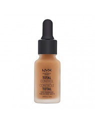NYX PROFESSIONAL MAKEUP Total Control Drop Foundation, Camel
