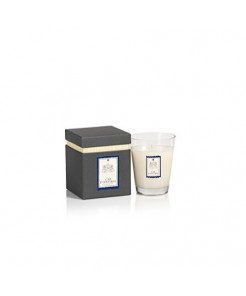 """Zodax Illuminaria Scented Candle Jar in Gift Box 4"""" x 5"""" 70 Hr Burn Time Cap D'Antibes"""