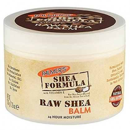 Palmer's Shea Butter Formula with Vitamin E Solid Jar, 7.25 Ounce (Pack of 2)