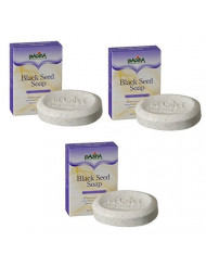 3 Pack - Blackseed Soap With Shea Butter