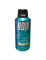 Parfums De Coeur, BOD Man Blue Surf Deodorant Body Spray 4 oz