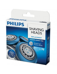 Philips Series 7000 Replacement Shaver Head Sh70/50 7000 Series 3 X Rotary Cutting Head