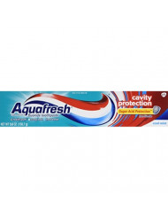 Aquafresh Cavity Protection Tube Cool Mint, 5.6 Ounce Pack of 3